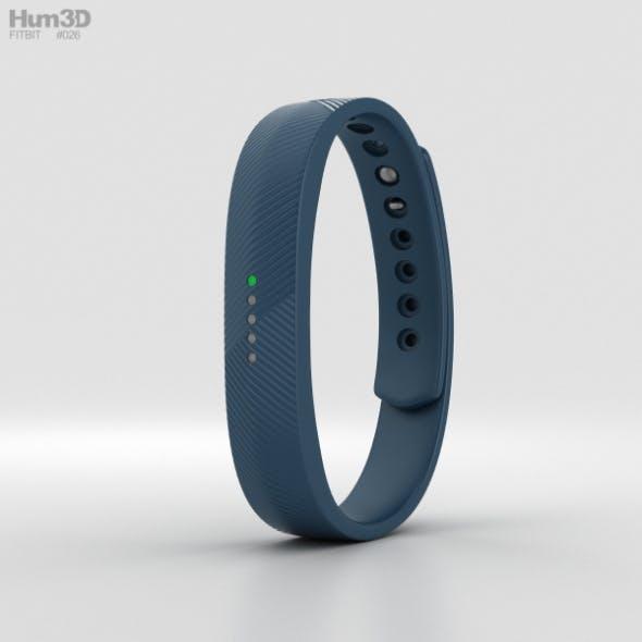 Fitbit Flex 2 Navy - 3DOcean Item for Sale