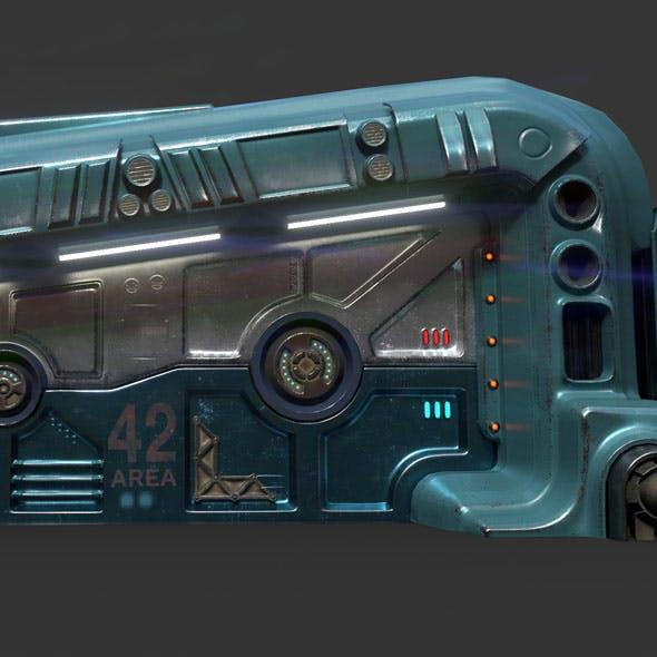Sci-Fi Door 06