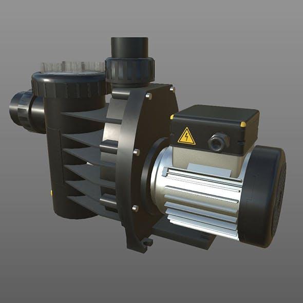 Speck Badu Magic Filter Pump - 3DOcean Item for Sale
