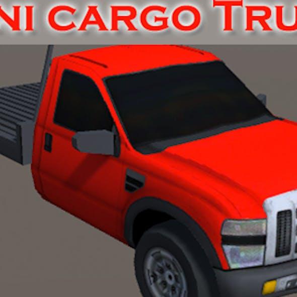 Mini Cargo Truck