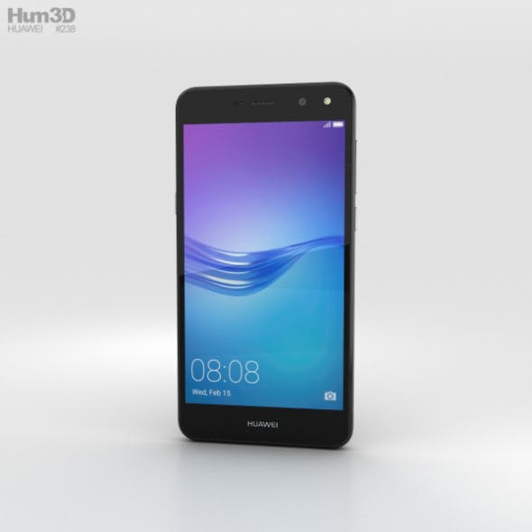 Huawei Y6 Gray