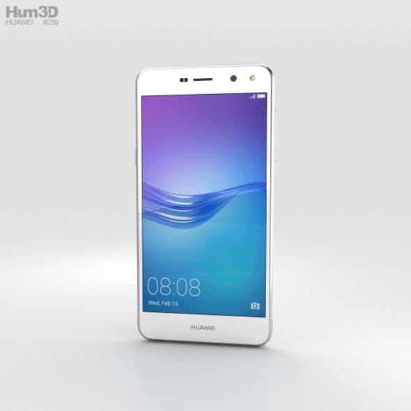 Huawei Y6 White - 3DOcean Item for Sale