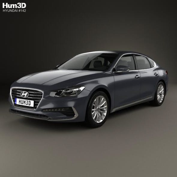 Hyundai Azera (IG) 2017