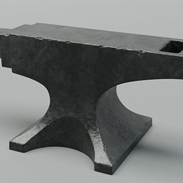Realistic anvil 4k