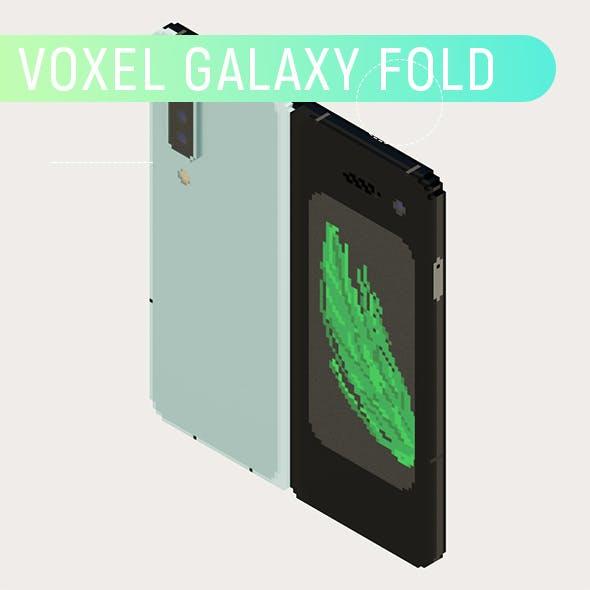 Voxel Galaxy Fold