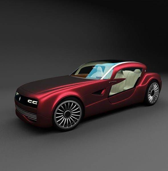Monaco - 3DOcean Item for Sale