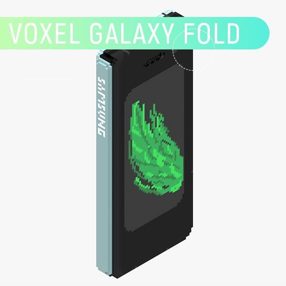 Voxel Galaxy Fold v2
