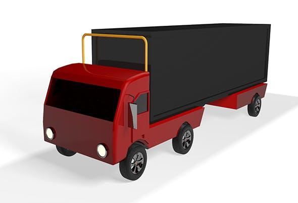 Track 3d Model - 3DOcean Item for Sale