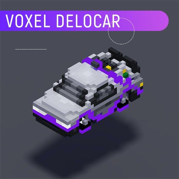 Voxel Delocar