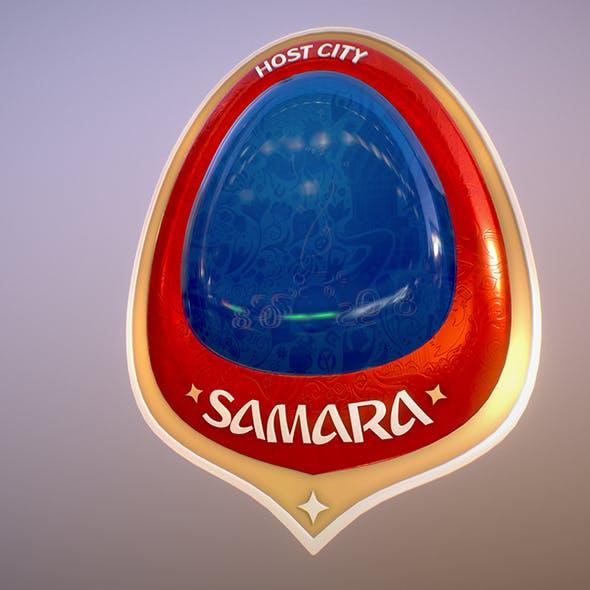 Samara - 3DOcean Item for Sale