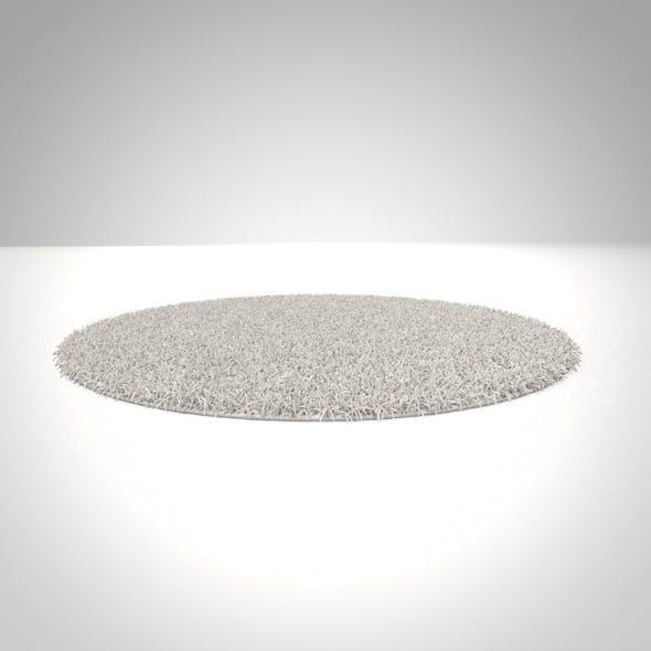 Round carpet - 3DOcean Item for Sale