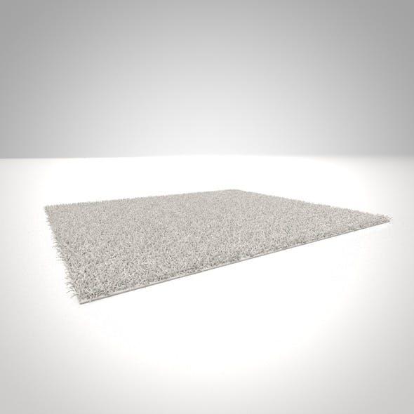 Square carpet - 3DOcean Item for Sale