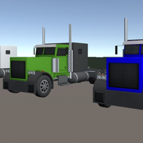 Industrial Long Truck Pack