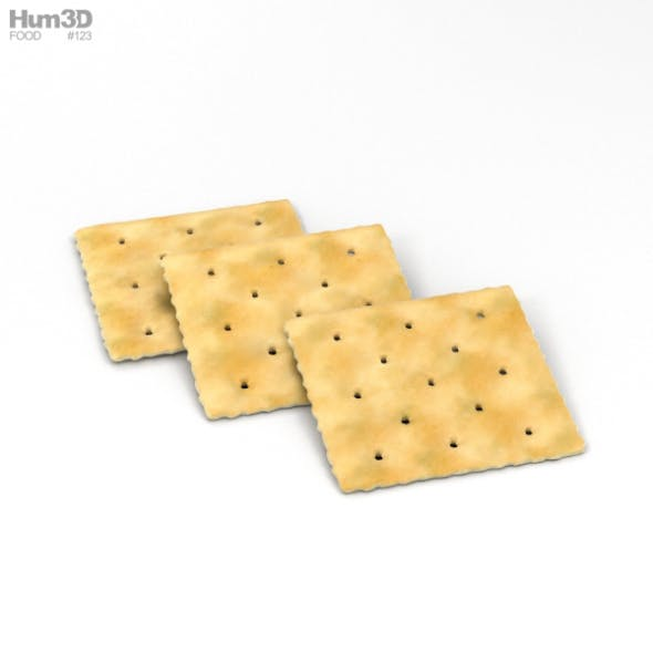 Crackers - 3DOcean Item for Sale