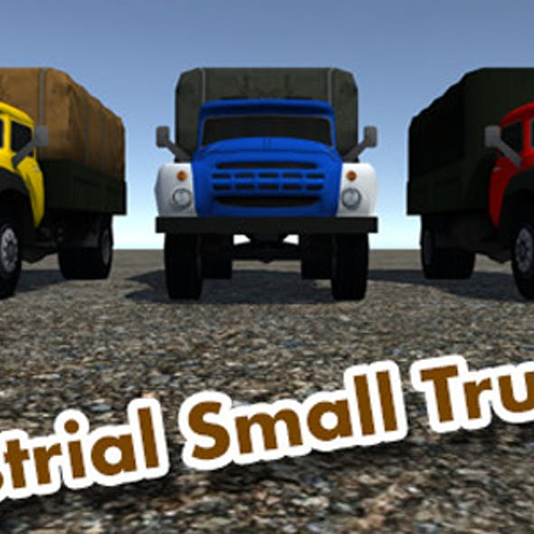 Industrial Small Truck Pack - II
