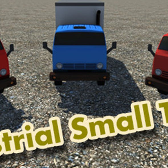 Industrial Small Truck Pack - VII