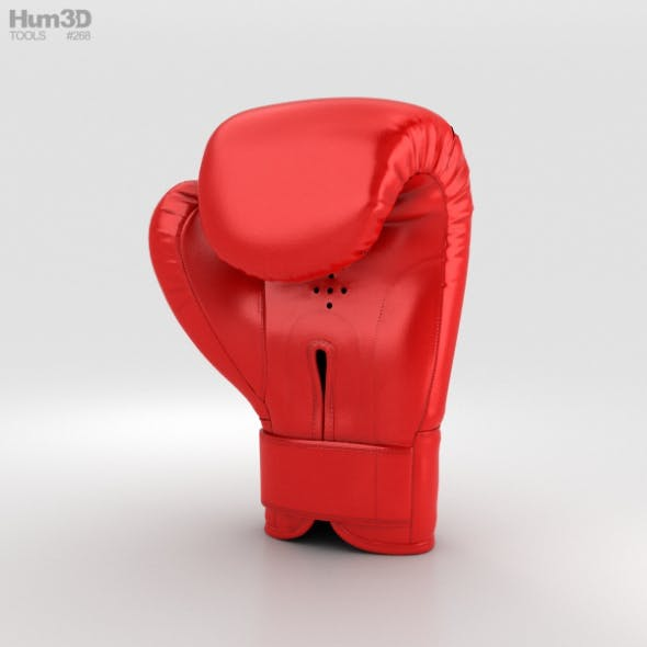 Boxing Gloves - 3DOcean Item for Sale