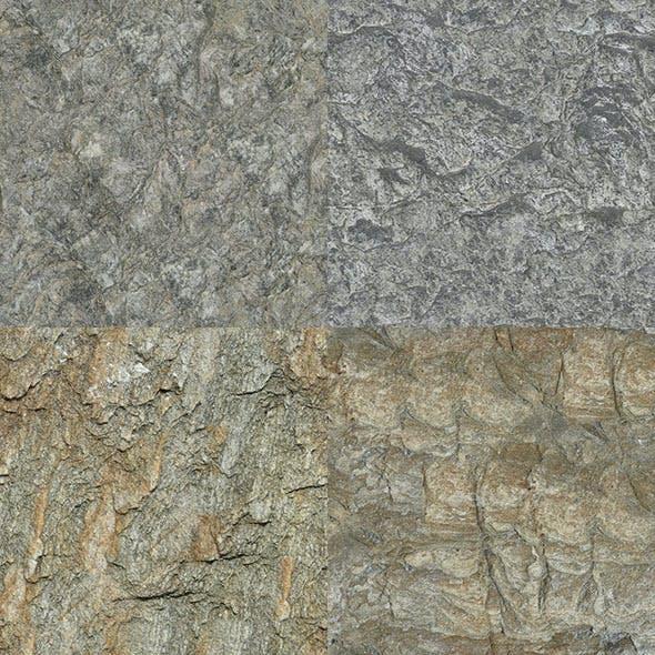 Set of 22 Seamless Cave Textures