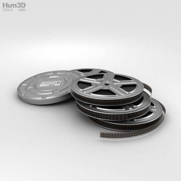 Video Film Reel