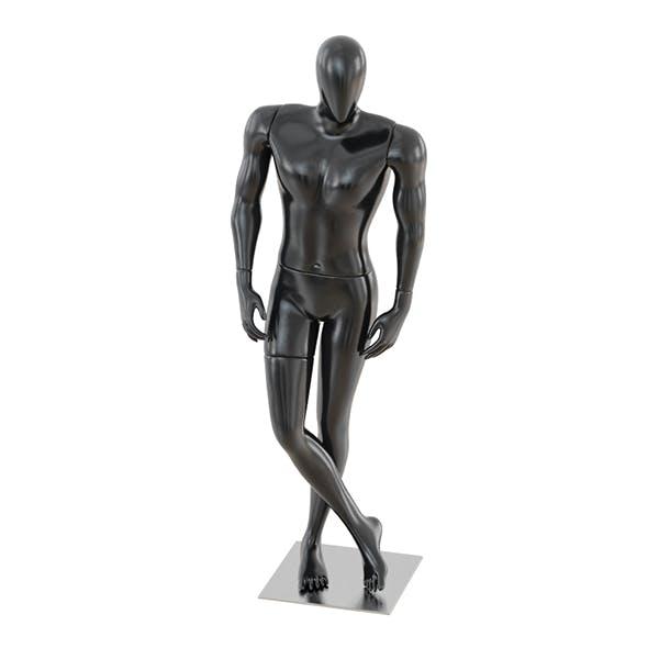 Faceless male mannequin 38 - 3DOcean Item for Sale