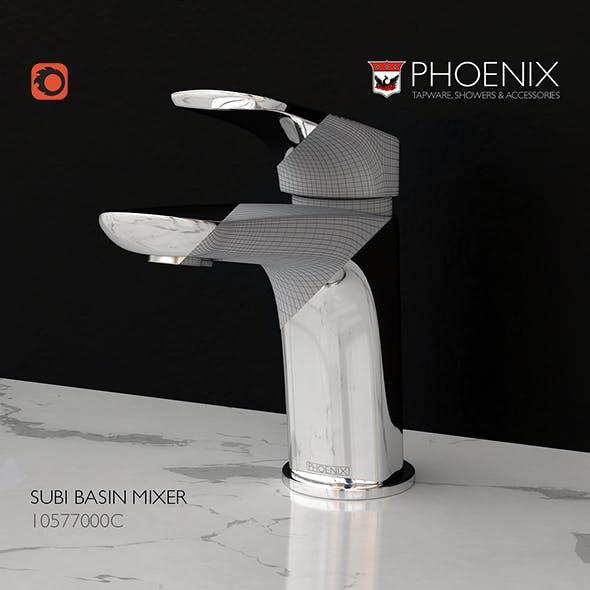 SUBI BASIN MIXER - 3DOcean Item for Sale
