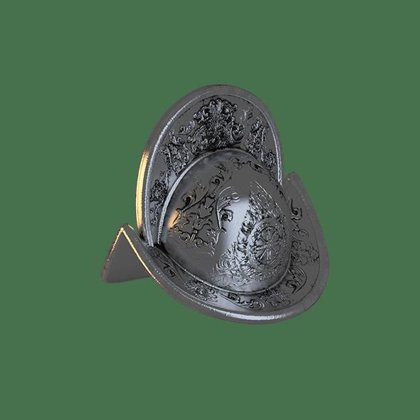 Metal Helmet - 3DOcean Item for Sale