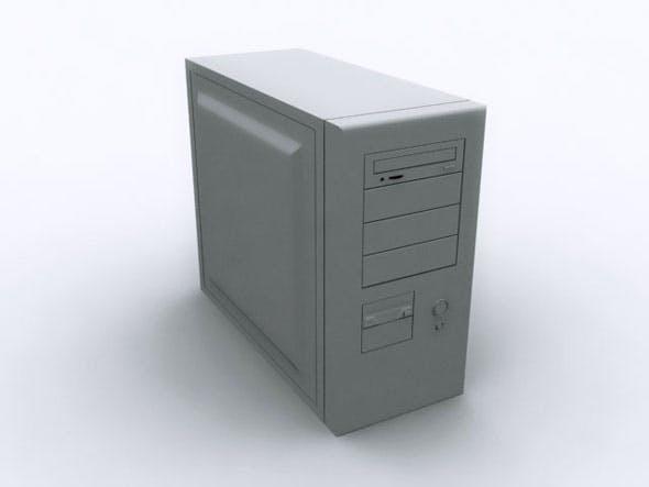 PC Case / MAX - 3DOcean Item for Sale