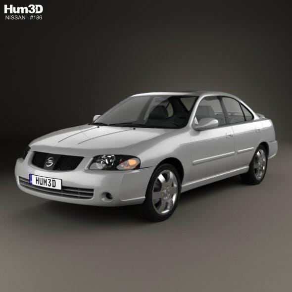 Nissan Sentra SE-R 2004