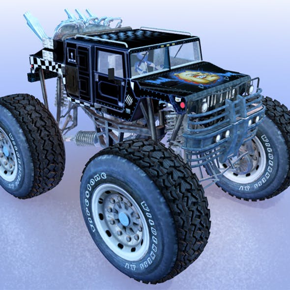 Monstertruck Hummer