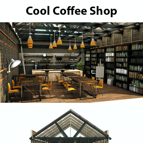 Cool Coffee Shop