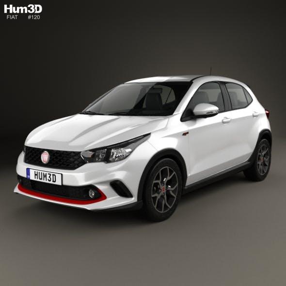 Fiat Argo HGT 2017
