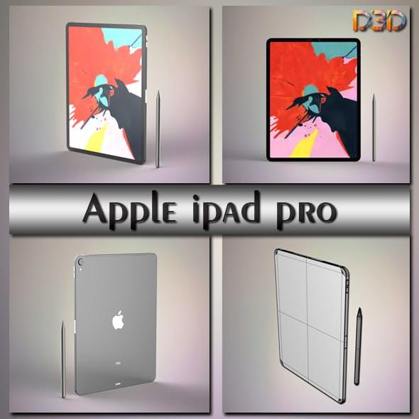 Apple iPad Pro - 3DOcean Item for Sale