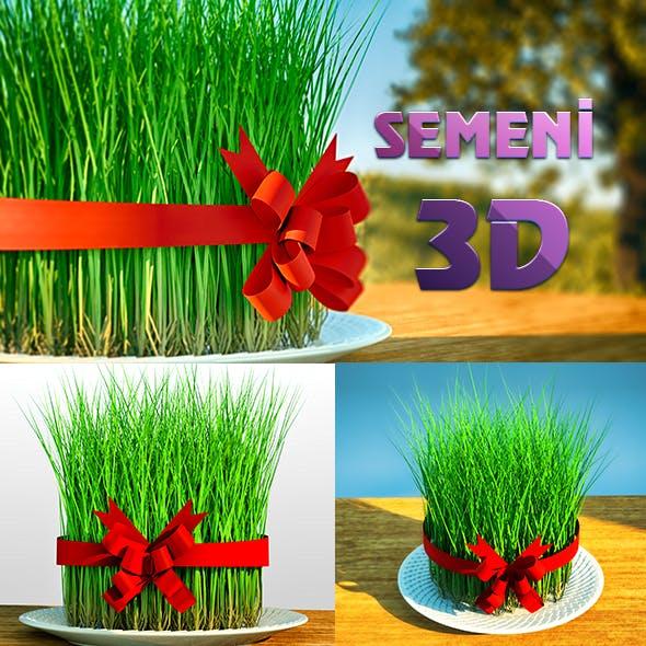 Samani 3D - 3DOcean Item for Sale
