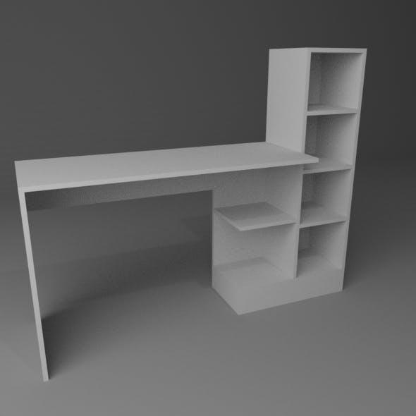 Study Desk - 3DOcean Item for Sale