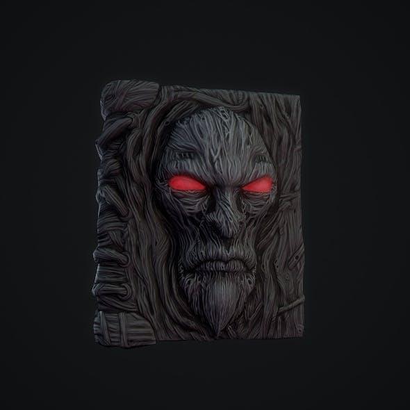 Sinister Grimoire - 3DOcean Item for Sale