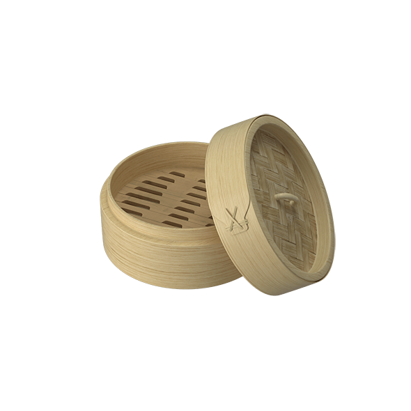Bamboo Steamer - 3DOcean Item for Sale