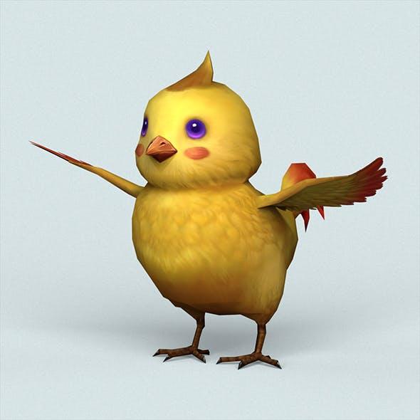 Fantasy Baby Bird
