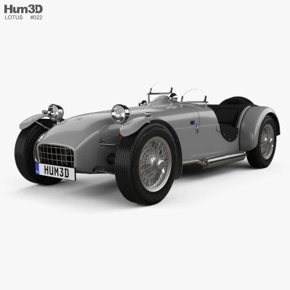 Lotus Seven 1957 - 3DOcean Item for Sale