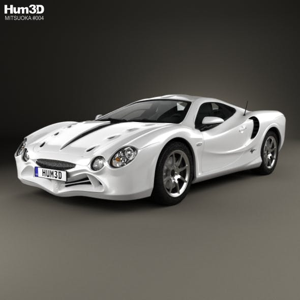 Mitsuoka Orochi 2006 - 3DOcean Item for Sale