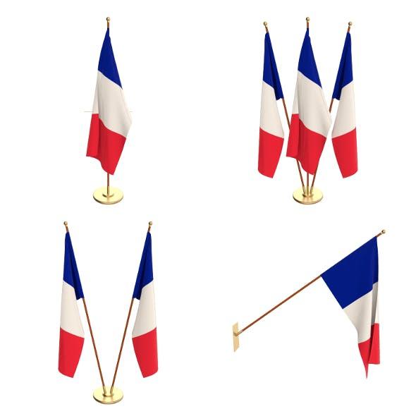 France Flag Pack