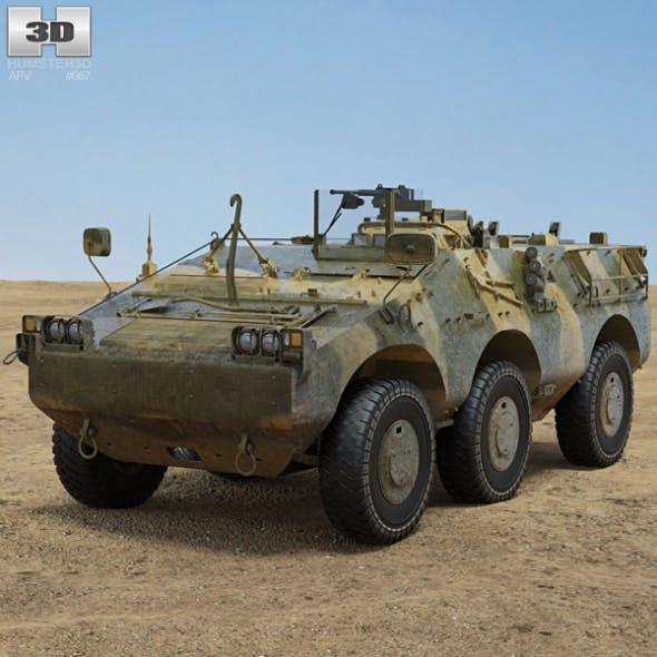 Puma AFV - 3DOcean Item for Sale
