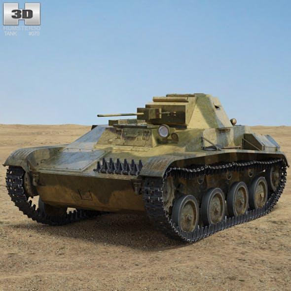 T-60 - 3DOcean Item for Sale