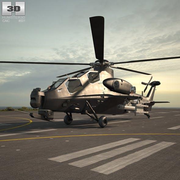 CAIC WZ-10 - 3DOcean Item for Sale