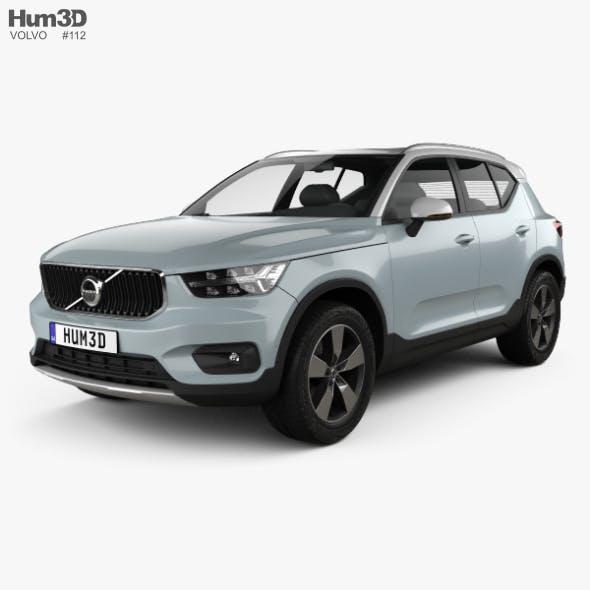 Volvo XC40 2017 - 3DOcean Item for Sale