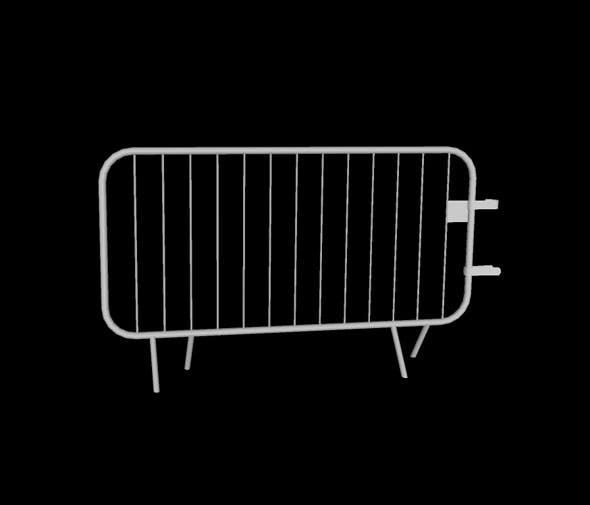 Vauban barrier - 3DOcean Item for Sale