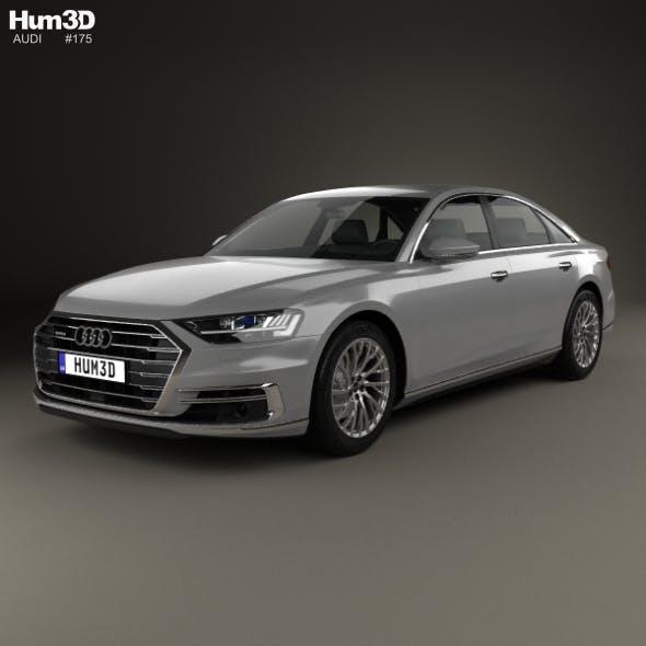 Audi A8 (D5) L 2018