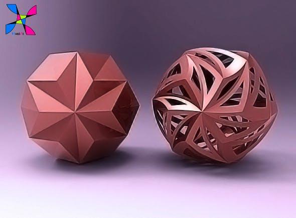 decor2a - 3DOcean Item for Sale