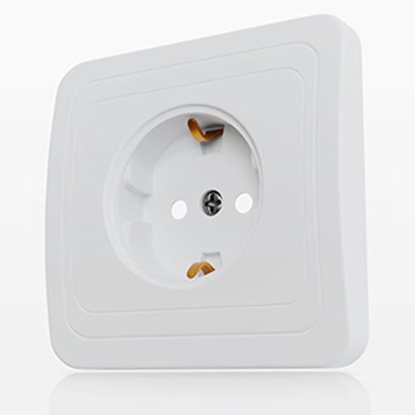 Electric Socket for smooth subdivision