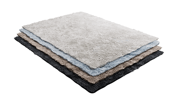 Carpet with a long nap - 3DOcean Item for Sale