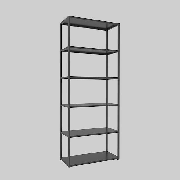 Office Bookcase 800 - 3DOcean Item for Sale